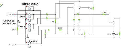 mr2 central locking wiring diagram repair wiring scheme