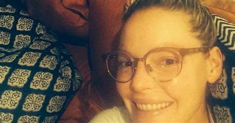 Makeup Lesson Katherine Heigls Look by Katherine Heigl Looks Totally Different In No Make Up