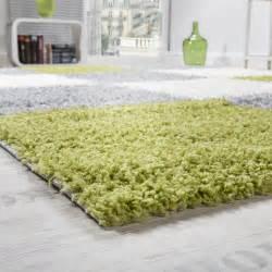 teppich shaggy shaggy karo versch farben hochflor teppiche