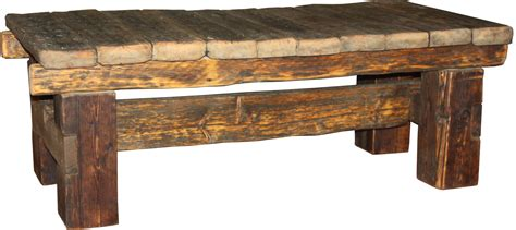 Barnwood Tables by Barnwood Coffee Table Style 3 Durango Trail Rustic