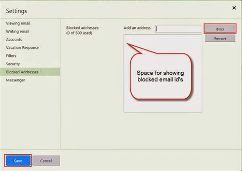 yahoo email block sender know how to block sender in yahoo mail on iphone gmail