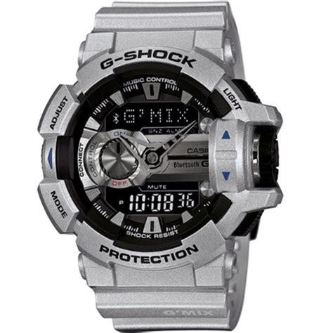 g shock g mix grey casio g shock gba 400 8b g mix bluetooth analog mens