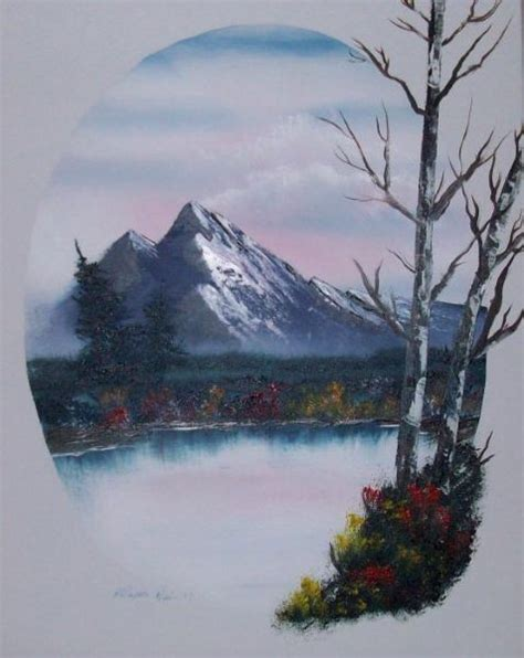 bob ross painting for sell painting bob ross paintings for sale