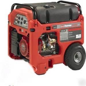 Coleman Honda New 13hp Honda 8750 Watt Coleman Generator Elect Start