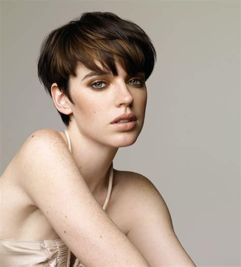 fotos de mujeres con cortes bien cortos en la nuca cortes de pelo vintage 1001 consejos