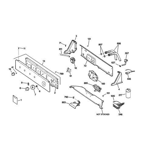 hotpoint washing machine parts diagram hotpoint washer parts model vbxr1090d2cc sears partsdirect