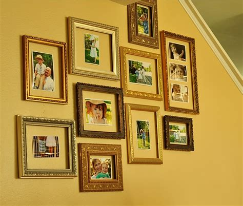 framing photos without glass 1000 images about wall collage on pinterest picture