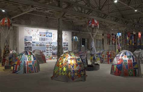 land bäder designs orta exhibits a land without borders design indaba