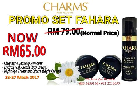 Stallex Skin Care March Promotion by Charms Cosmetics Malaysia March 2017