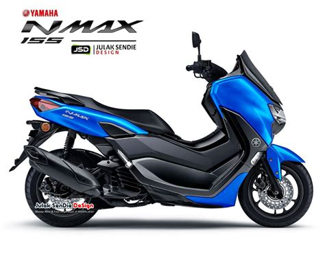 yamaha nmax   full color