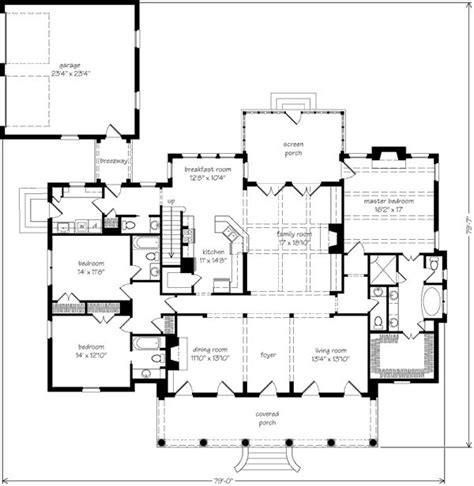 perfect floor plan hitherwood southern living home almost perfect floor