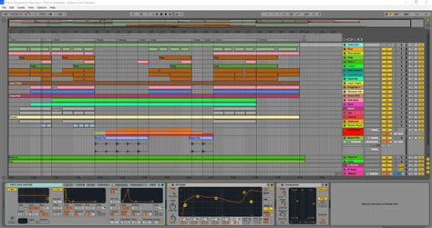 Big Room Trance Template For Ableton Live Myloops Ableton House Template