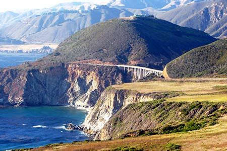 Hotels Along Pch - big sur pacific coast highway bixby bridge virtourist com