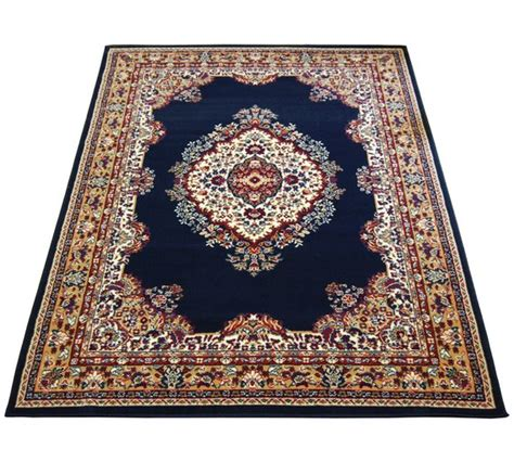 buy traditional rugs buy maestro traditional rug 60x110cm navy at argos co uk your shop for rugs and