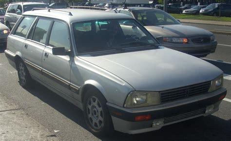 peugeot wagon peugeot 505 wagon www pixshark com images galleries