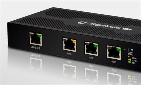Edge Router the ubiquiti edgerouter configuring this extremely low