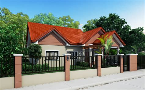fence design for small house small house designs series shd 2014009 pinoy eplans modern house designs small
