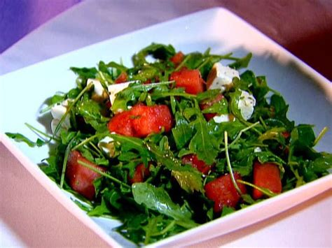 barefoot contessa arugula salad paper ink arugula watermelon and feta salad