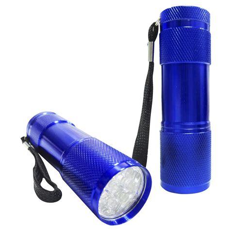 Led Mini Torch mini led metallic torch blue officeworks