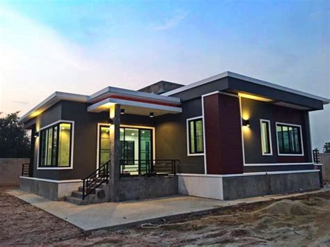 3 bedroom modern house contemporary 3 bedroom home 1
