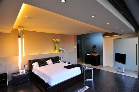 home interior design modern bedroom house tat designed by nico van der meulen architects
