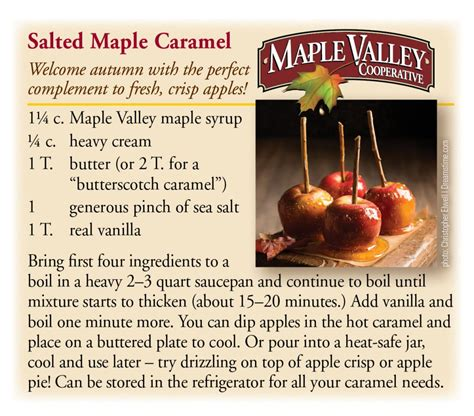 Lemon Detox Maple Syrup Substitute by Recipes Maple Valley Cooperative