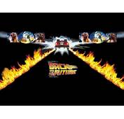 Back To The Future  Wallpaper 13786661 Fanpop