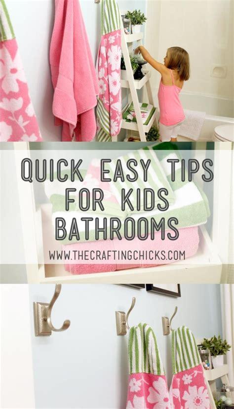 Curtain Ideas For Bathrooms Bathroom Organization The Crafting