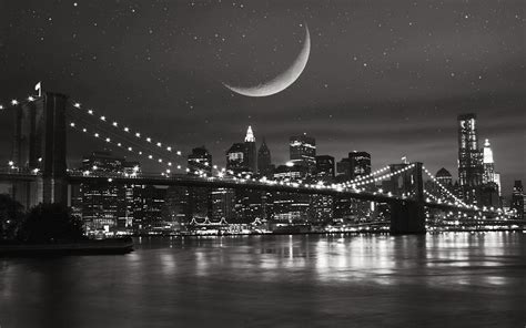 black and white new york city wallpaper for bedroom new moon new york city black and white desktop wallpapers