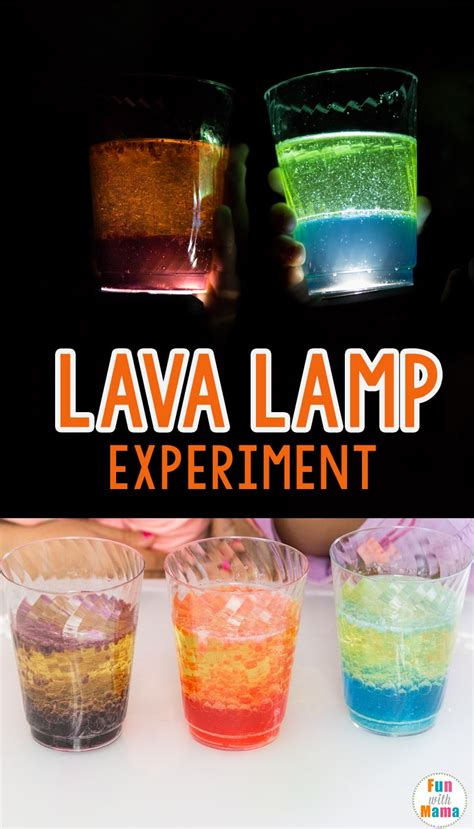 lava l science experiment how to make a lava l experiment fun with mama