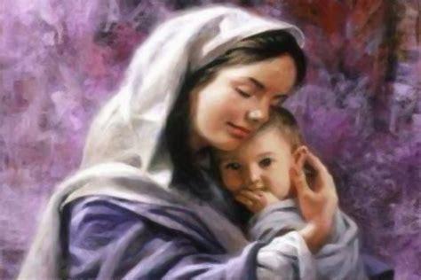 imagenes de la virgen maria y su hijo virgen madre hija de tu hijo i