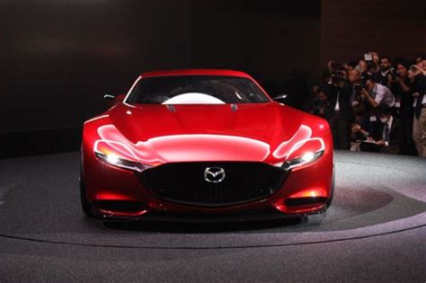 Mazda Rx Vision Concept Car by 2017 Mazda Rx Vision Concept Pics Specs