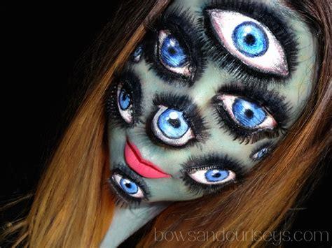 craziest optical illusion makeup ideas