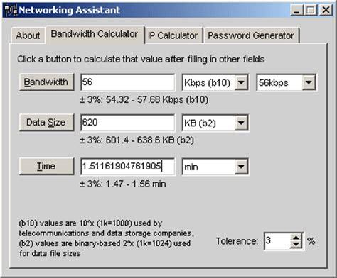 calculator bandwidth the bandwidth calculator makes calculations based on any