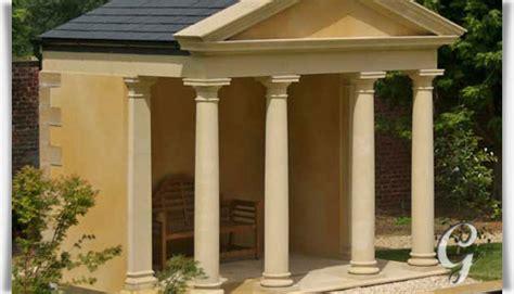 pavillon aus stein gartenpavillon aus stein vittelus gartentraum de