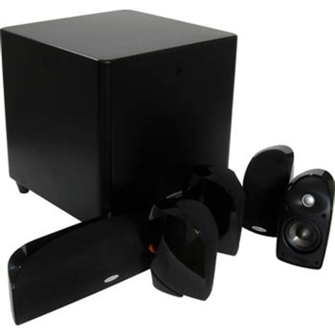polk audio tl2800fs compact 5 1 channel home theater