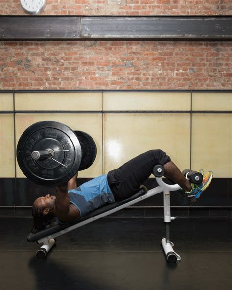 homemade incline sit up bench abs workout most effective core moves to do at the gym