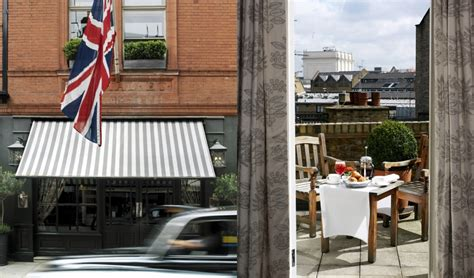 Covent Garden Hotel by Covent Garden Hotel Uk Design Hotels