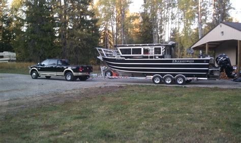 duckworth fishing boats a duckworth boat for salmon trolling wishful thinking