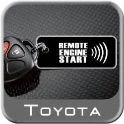 Toyota Remote Start 2012 2014 Toyota Camry Remote Engine Starter Kit Complete