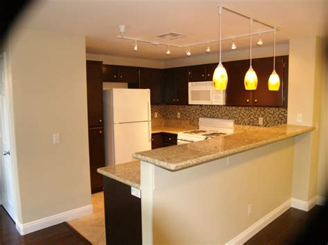 Track Lighting In Kitchen Track Lighting With Pendants Homesfeed