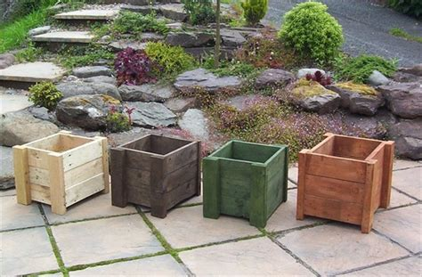 Pallet Planter Box Plans by How To Plant In Planter Boxes Home Improvement