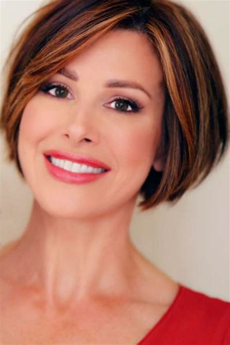 Best Short Bob Hairstyles For Women Over 50 Ideas And Images On