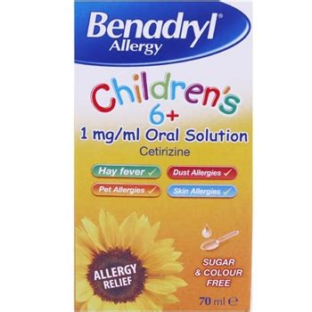 benadryl for allergies save on benadryl allergy childrens solution uk next day delivery