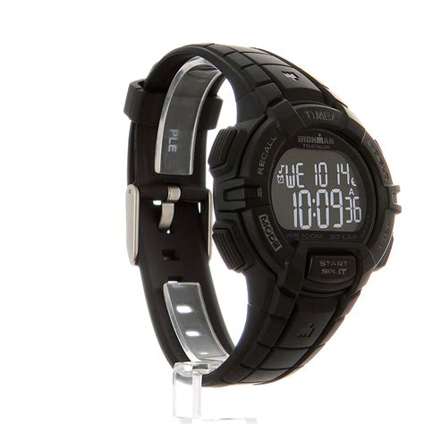 Timex Ironman 30 Rugged by Timex Ironman Mens Triathalon Rugged 30 W Resin Sport