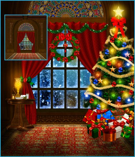 psp tube  beautiful christmastime backgrounds