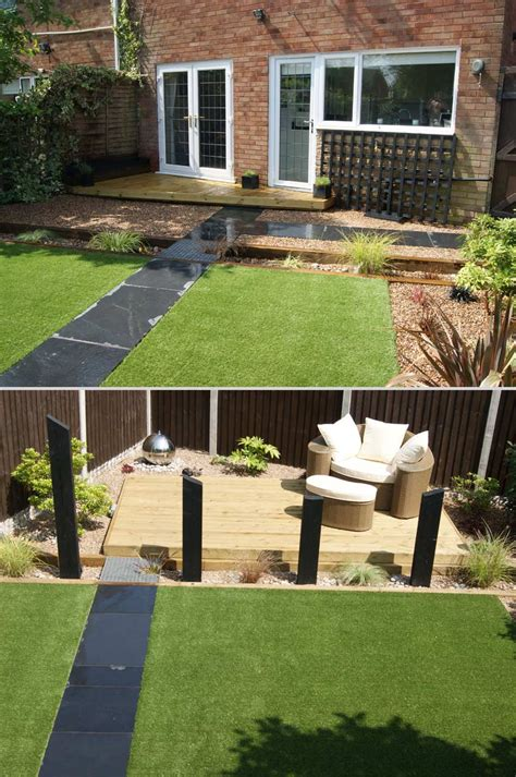 Landscape Design For Small Spaces Stylish Landscape Garden Design Streetly Sutton