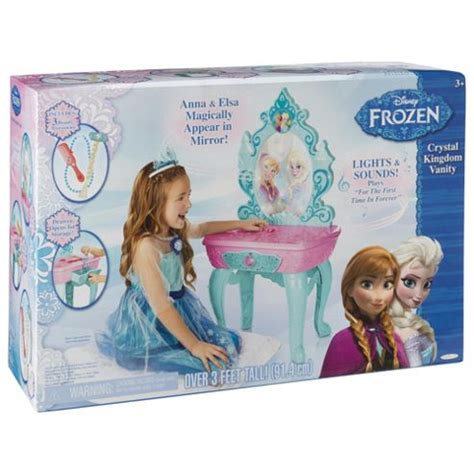 Tesco Vanity Table Buy Disney Frozen Kingdom Vanity Table From Our Dolls Houses Range Tesco