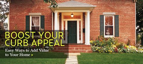 how to give your house curb appeal 8 ways to give your home s curb appeal a boost