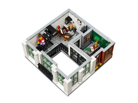 La Banca Restaurant by Lego Creator 10251 La Banca Mattonito